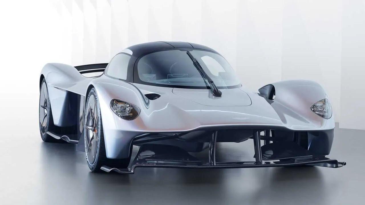 15. Aston Martin Valkyrie