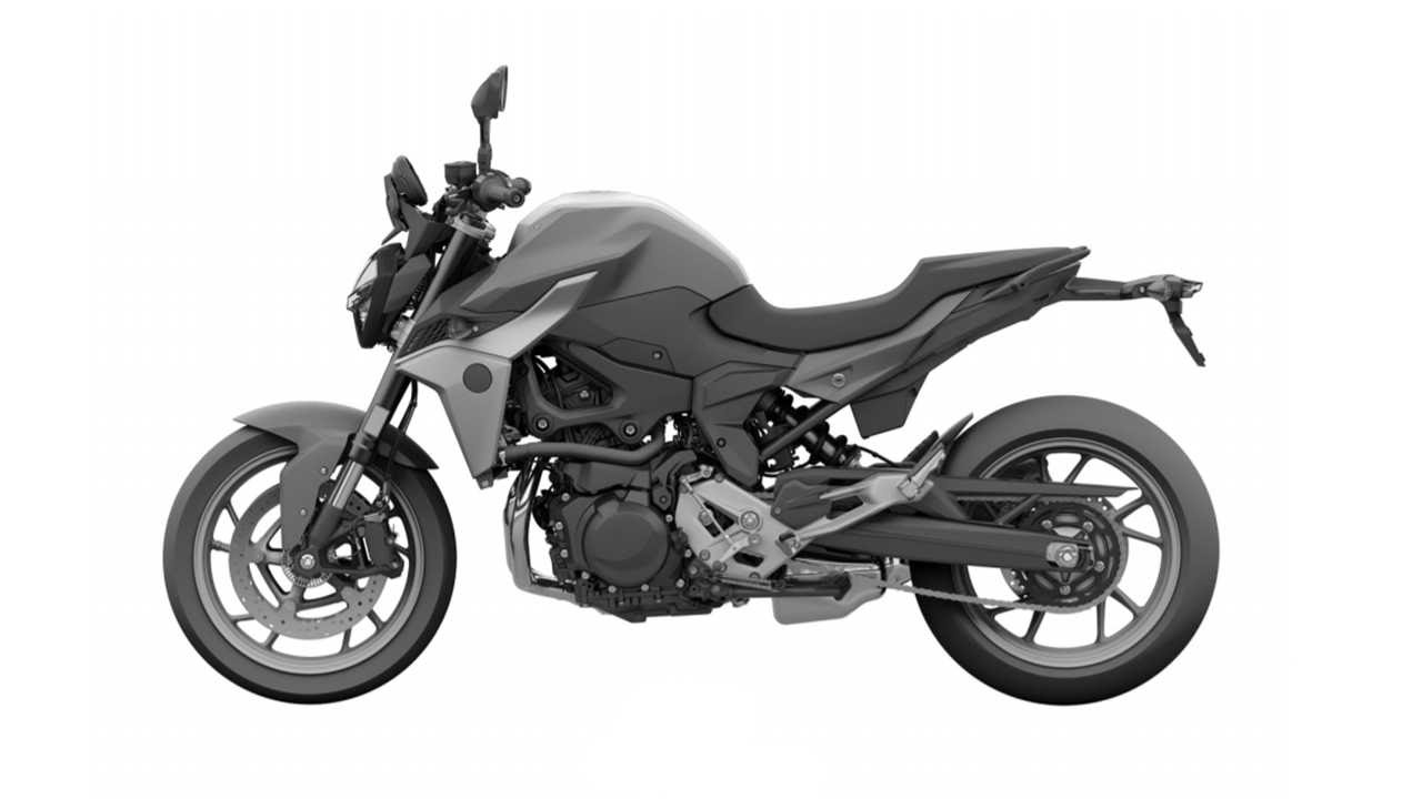 BMW F850 R - Registro no INPI