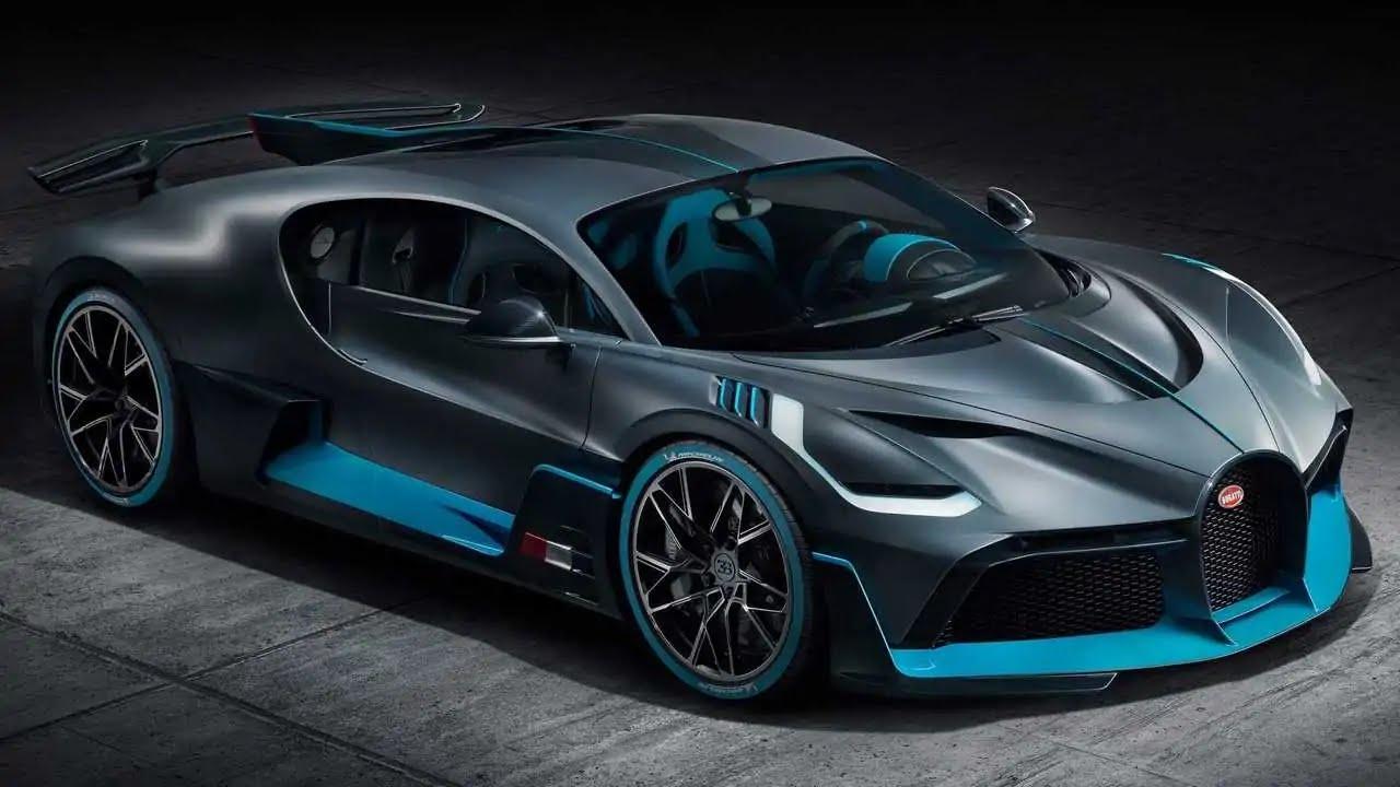 5. Bugatti Divo